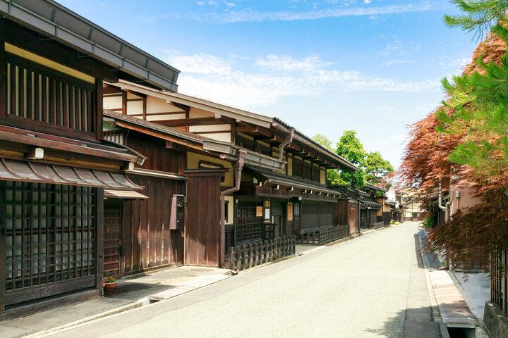 【高山エリア】江戸時代の技を受け継ぐ荘厳な町家建築「日下部民藝館」