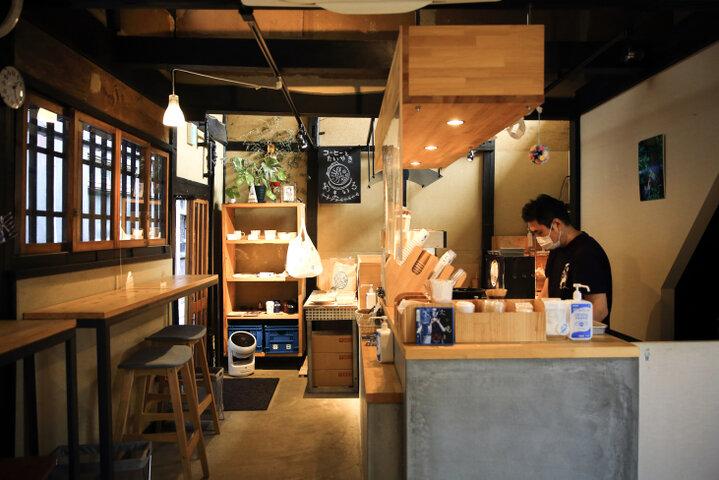 天草発のまんまるなたい焼きを受け継ぎ、京都へ