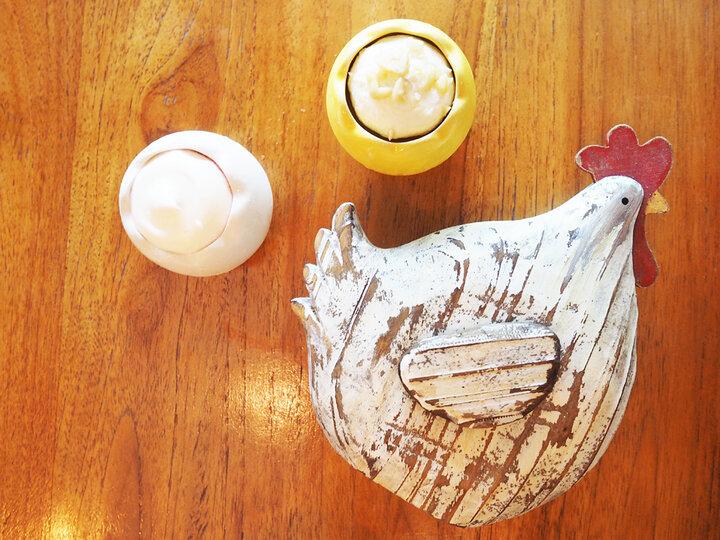 卵の美味しさを届けるプリン