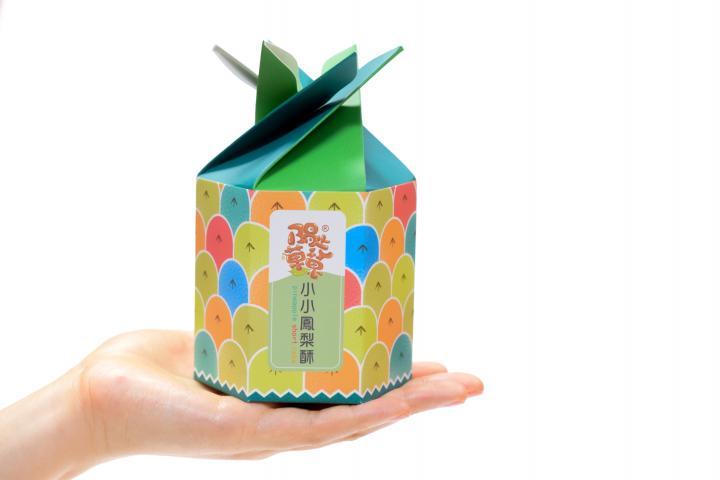 新定番のパイナップルケーキ「陽光菓菓」