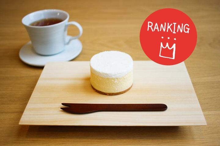 今週の人気ランキングBEST5-京都の最旬カフェから、花パフェがいただけるお店まで