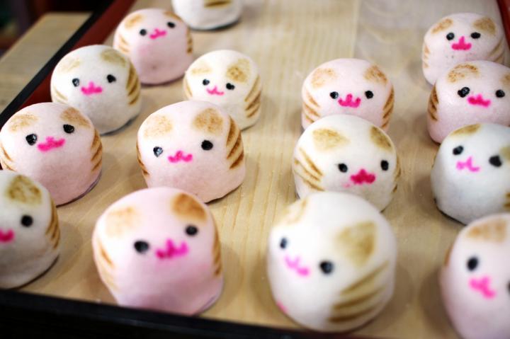 """猫モチーフのおやつ&雑貨がいっぱい♪ レトロな街""""ならまち""""で「にゃらまち猫祭り」開催中"""