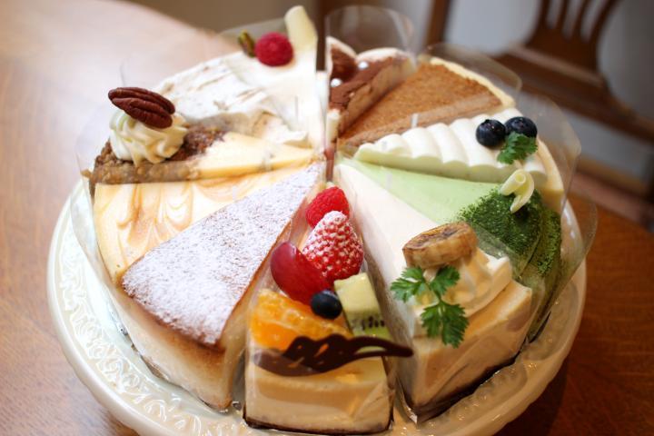 【第1位】10種以上のチーズケーキが楽しめる! 京都で愛され続けるNYチーズケーキの老舗「パパジョンズ」