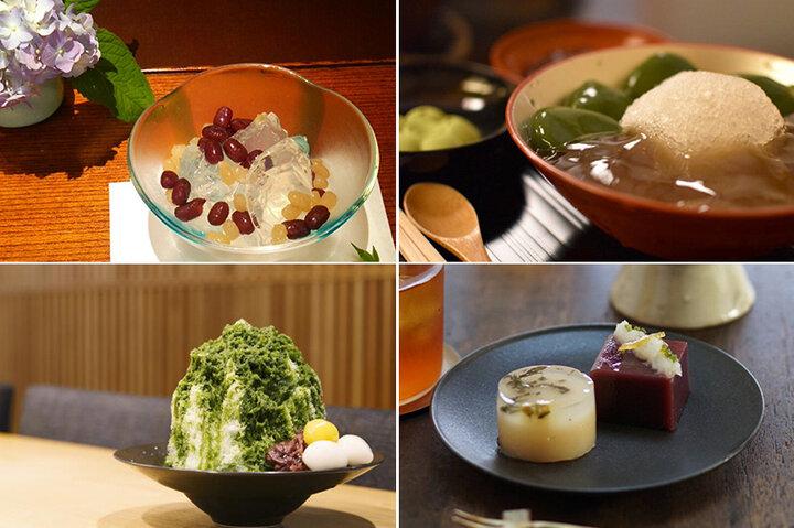 夏季限定メニューや季節のモチーフも♪夏に食べたい京都の和スイーツ7選
