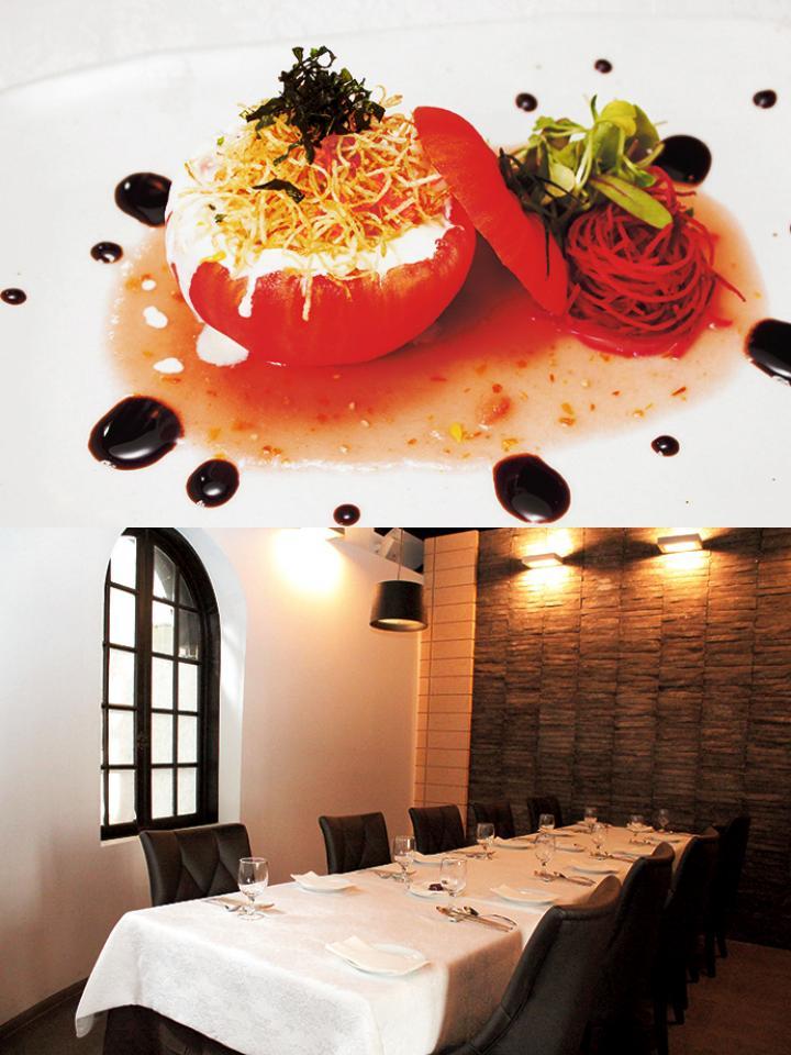 各界の著名人も訪れるアレンジ韓定食レストラン