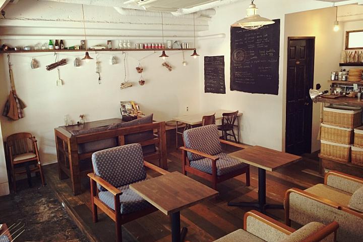 絵本の世界に入り込んだ気分♪錦糸町のカフェ「towa mowa cafe」