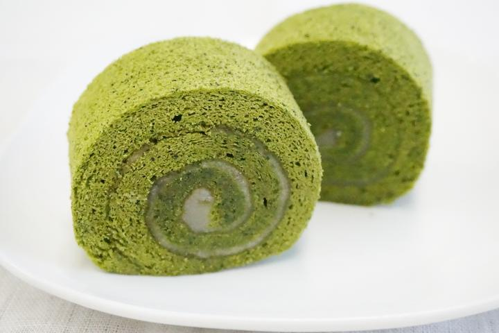 1日限定10本!ブランデーが香る、京都の日本茶専門店が作った抹茶ロールケーキ