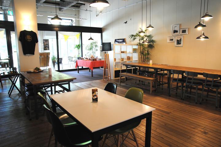 錦糸町・ササヤ カフェ