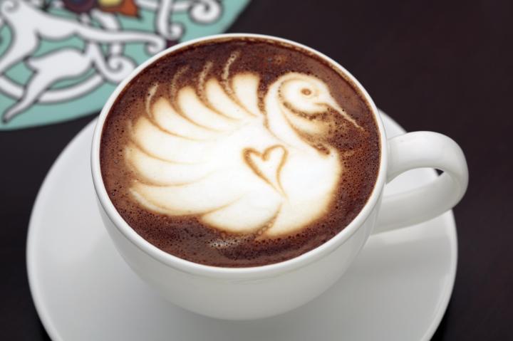 こわだわりのコーヒーを味わってみてください
