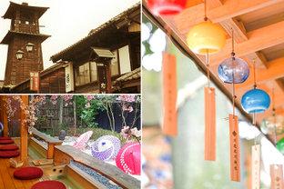 「縁むすび風鈴」からひんやりスイーツまで。この夏行きたい小江戸・川越のスポットまとめ|ことりっぷフォト
