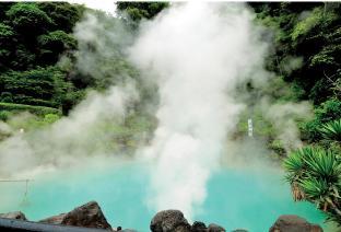 日本一の温泉天国!大分県・別府温泉とグルメを満喫する旅
