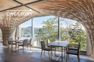洞爺湖を借景にした部屋で、「何もしない」贅沢な時間を。[We Hotel Toya/北海道虻田郡] by ONESTORY