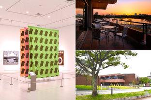 絶景カフェやショッピングも! リニューアルした福岡市美術館をおさんぽ