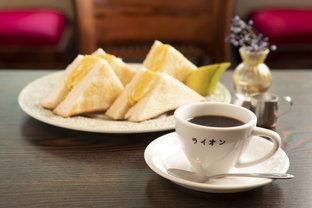 レトロな見た目についつい注文。名古屋・東へ「純喫茶ライオン」が移転リニューアル♪