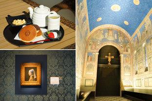 1000点以上の原寸大の西洋名画が集まる美術館「大塚国際美術館」