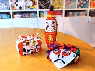 """日本伝統の""""包む""""文化を日常生活に。原宿のふろしき専門店「むす美」"""