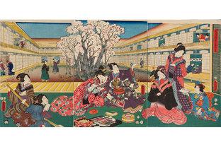 【東京】4/17-6/7|おいしい浮世絵展