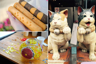 【今日は猫の日】猫の街・谷中で下町さんぽ