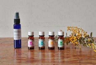 アロマで癒しの香りとともに免疫力アップ〜手作り抗菌スプレー&ハンドバームレシピ付き〜