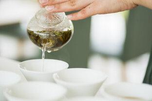 ティージェラートも♪静岡県の本格茶葉をお取り寄せしておうちでゆったりお茶時間