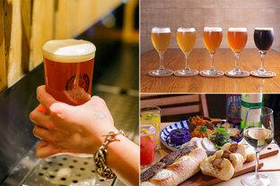 北道産ワインとクラフトビールが楽しめる!札幌のダイニングバー3選