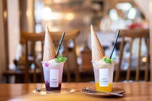 和菓子もランチもデザートも♪ 北欧風インテリアが素敵な隠れ家カフェ「cafe・ hinode」