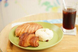 話題の料理開拓人が手がけるやさしい味わいのパンを/大阪・梅田「foodscape!」