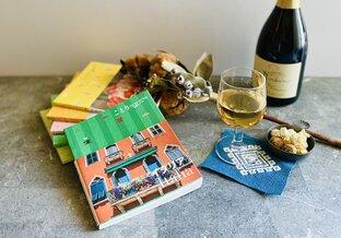 オンラインワークショップを開催します♪ ことりっぷ×Table a Cloth ワインと旅するおいしい世界旅行<イタリア編>