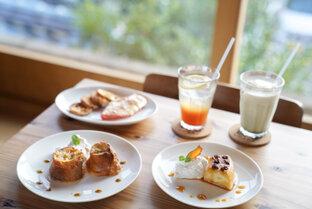 歴史ある石川県山中温泉で見つけた!パステル調がかわいいリノベーションカフェ「LOBBY」