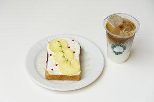 彩り豊かなオープンサンドにくぎ付け!原宿で見つけた路地裏カフェ「rag & bone coffee」