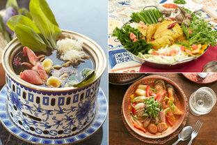 東京にいながら旅行気分♪ アジアの鍋と変わり鍋で温かな冬を