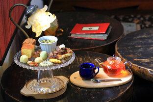 京都・西陣の町家紅茶館「卯晴」で過ごす、アロマのような紅茶の香りに包まれる至福のひととき
