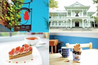 旅の途中にひと休み。ひとりでも立ち寄りやすい松江のカフェ4選