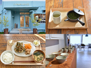 渋谷&原宿散歩の合間に♪ 緑に囲まれた隠れ家カフェ「ジンナンハウス」