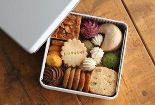 旅や季節の記(しるし)に。「菓子屋shirushi」が作る、四季や土地を感じる焼菓子