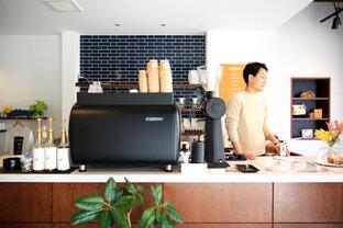 気軽にオーストラリア仕込みのコーヒーを。京都・松原通にあるスペシャリティーコーヒースタンド「astrea coffee kyoto」