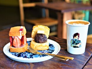魅力的な焼き菓子にワクワクするコーヒースタンド♪鎌倉「エキヨコベイク」