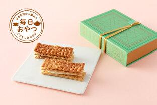 【毎日おやつ】さっくり食感のパイ生地にクリームをサンド「ミルフィユ スペシャリテ」/東京都