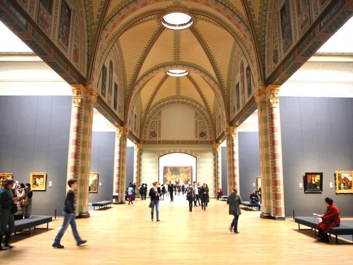 より美しく生まれ変わったアムステルダム国立美術館へ