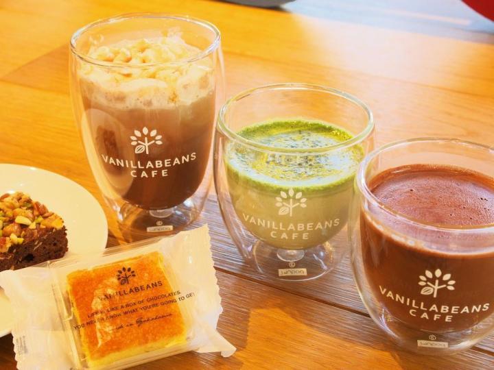 横浜みなとみらいにオープン「VANILLABEANS(バニラビーンズ)」チョコレート工房&カフェ