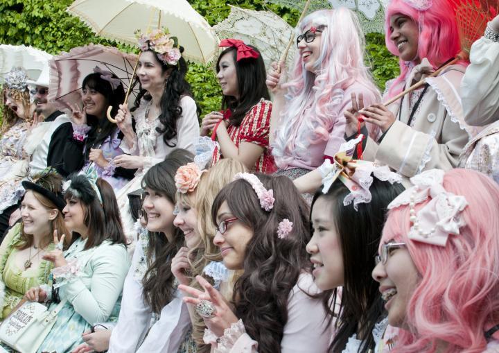 今の日本を象徴するポップカルチャー