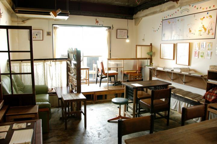 ゆったりくつろげる吉祥寺の隠れ家「QWALUNCA CAFÉ(クワランカ カフェ)」
