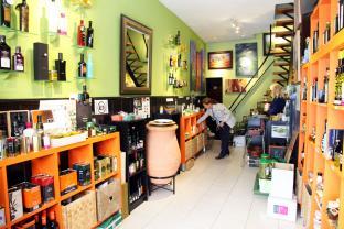オリーブ好きは必見です。セビーリャ発、自分にぴったりのオイルが見つかるオリーブ専門店「Óleo-le」