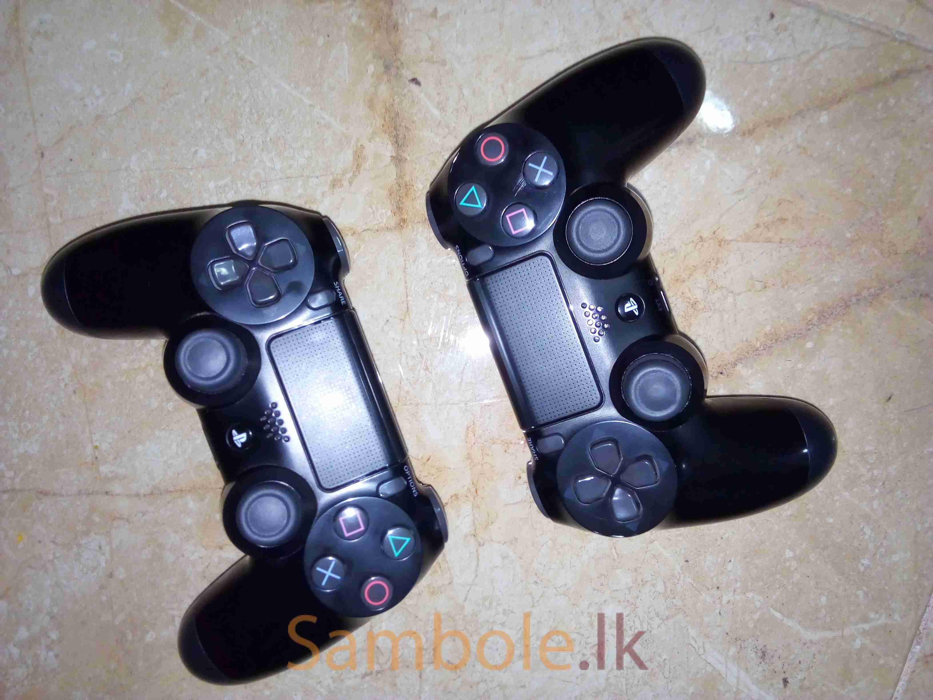 Used Ps4 Dualshock 4 2 Controllers Available Sambole Lk