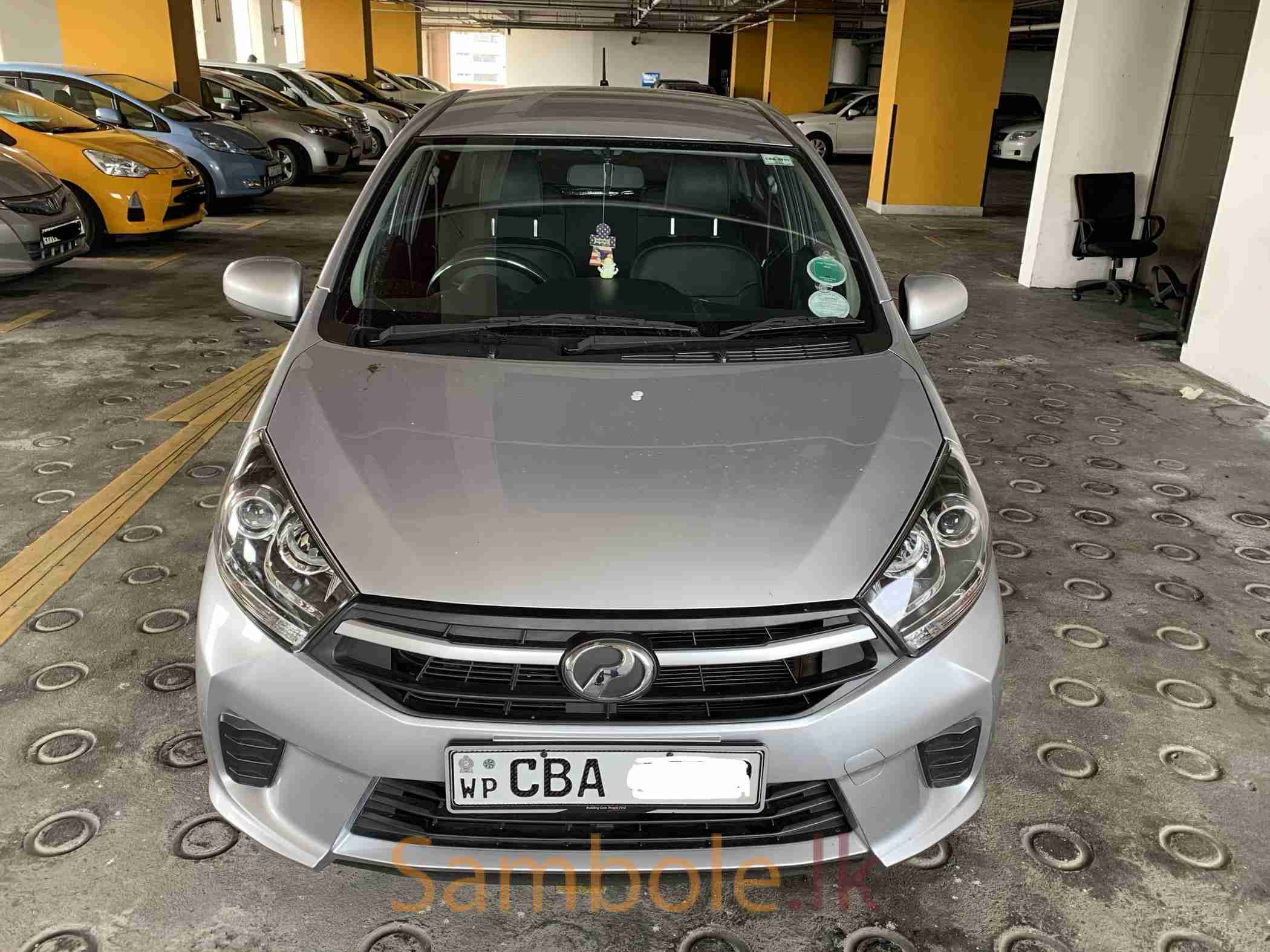 Perodua Axia Car For Sale Sambole Lk