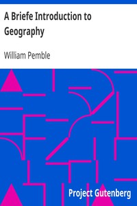 A Briefe Introduction to Geography by William Pemble