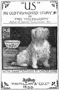 """Us,"" An Old Fashioned Story by Mrs. Molesworth"