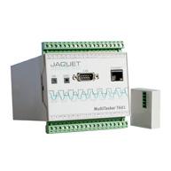 2-kanaals monitor voor toerentalmetingen - Jaquet T600