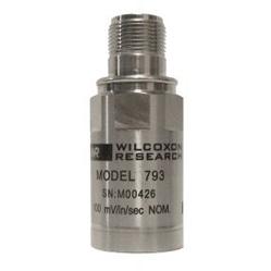 Velocity vibratiesensor van Wilcoxon