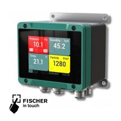Universele industriële display (touchscreen) - Fischer EA15